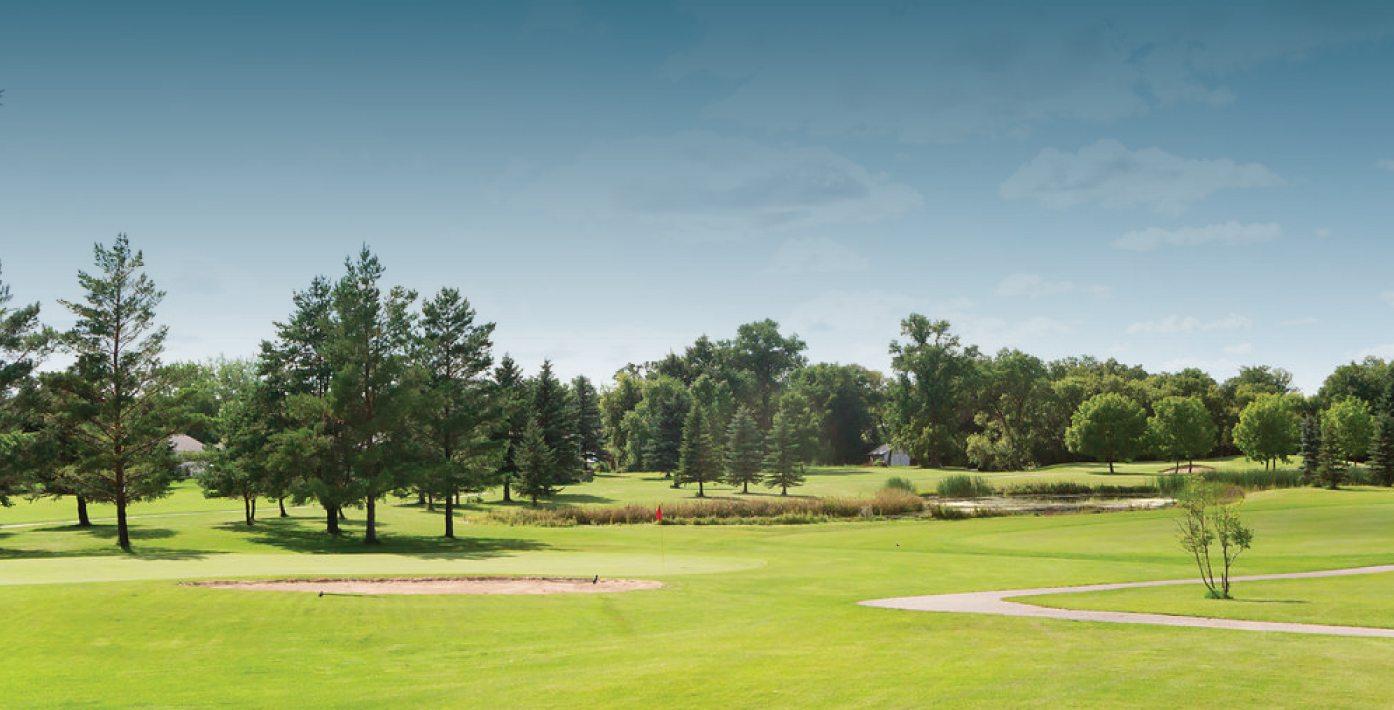 Carman, Manitoba Golf Course